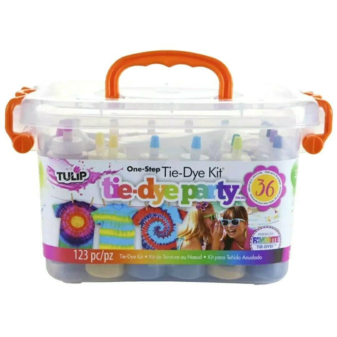 Premium Tie Dye Kit Supplies Set - Morealis
