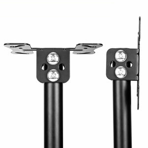 Premium TV Ceiling Mount Tilt Swivel Bracket LED - Morealis