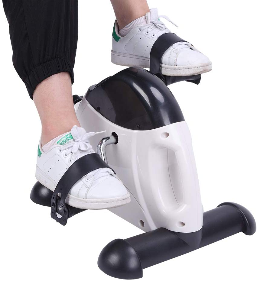 Premium Under Desk Bike Exercise Bike Desk Peddler - Morealis