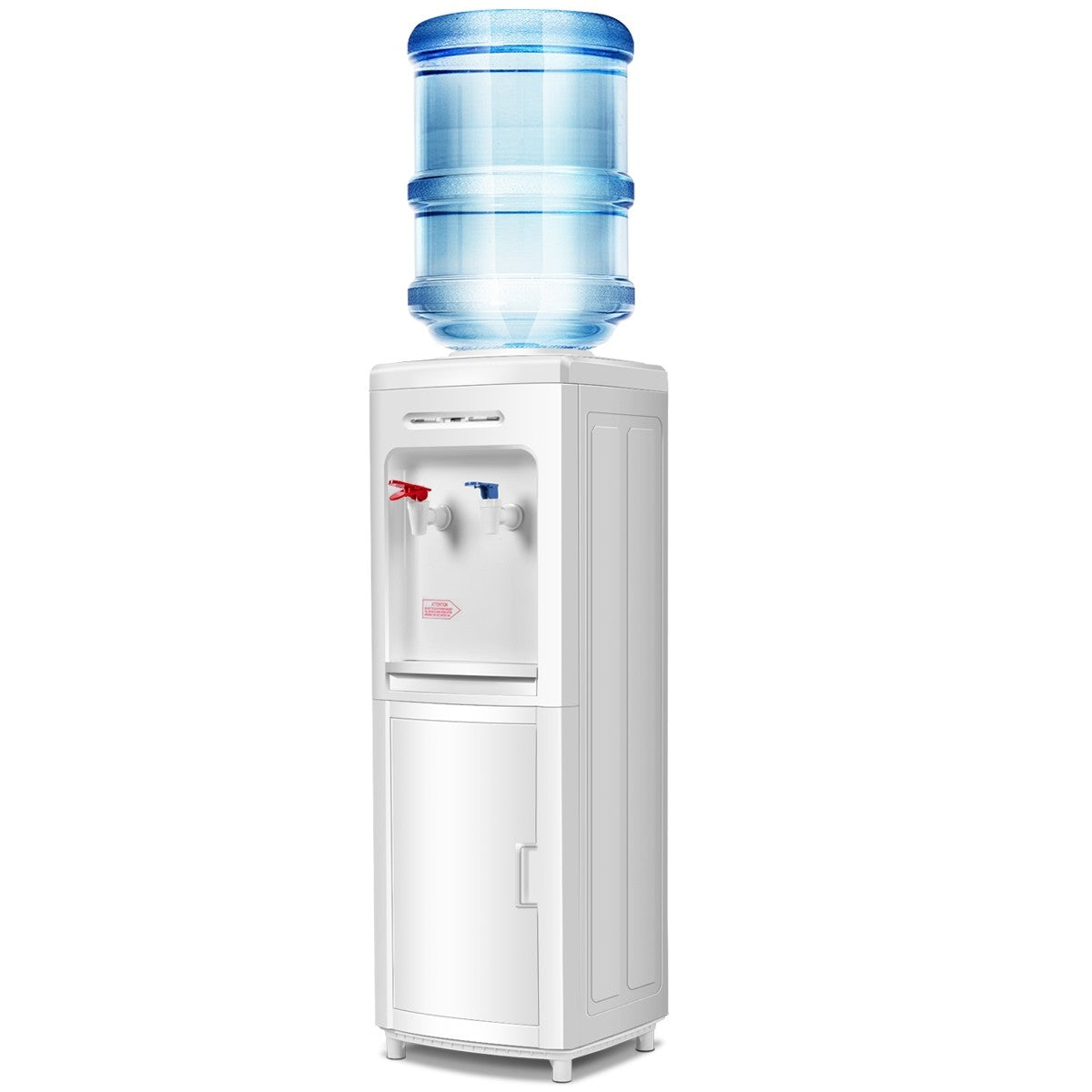 Premium Water Dispenser 5 Gallon Cold and Hot Water Cool Dispenser - Morealis