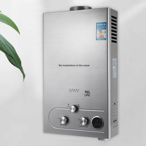 Premium Water Heater Propane Tankless On Demand Hot Water Heater - Morealis