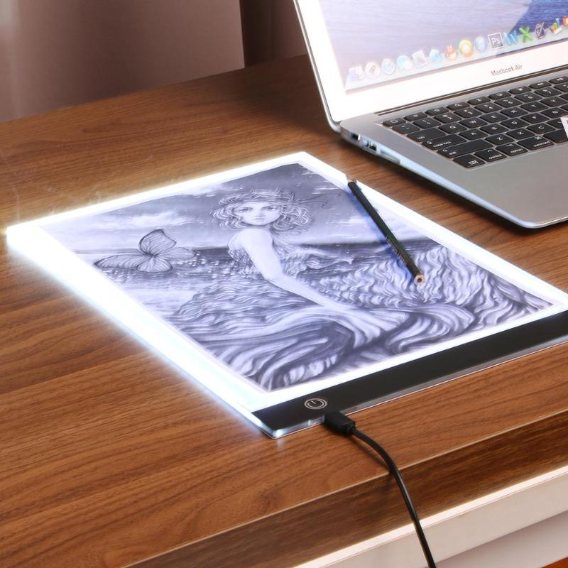 Premium Art Digital Drawing Tablet Electronic Sketchbook Animation Art Tablet for Tracing - Morealis