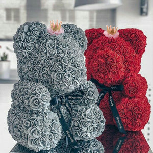 Special Luxury Rose Teddy Bear | Valentine's Day - Morealis