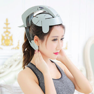Electric Scalp Massager For Hair Growth Massaging Brush Machine For Head Scalp Massage - Morealis