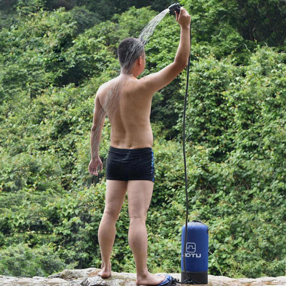 Premium Portable Shower Outdoor Camping Shower - Morealis