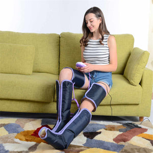 Premium Foot and Leg Massager Electric Air Compression Machine Leg Pump - Morealis