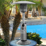 Premium Small Propane Patio Heater Mini Gas Fire Pit Heater - Morealis