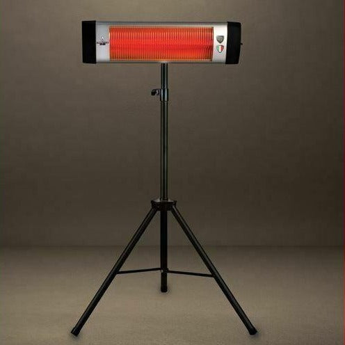 Premium Electric Outdoor Infrared Patio Heater Standing - Morealis