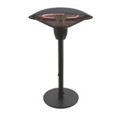Tabletop Small Propane Patio Heater Gas Fire Pit Mini Heater 1500W - Morealis