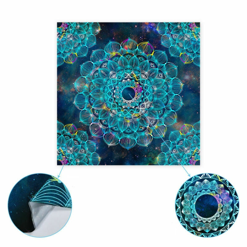Psychedelic Tapestry Decoration Wall Hanging Blanket - Morealis