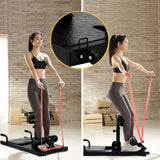 Squat Machine Deep Sissy Squat Home Gym Fitness Ab Trainer