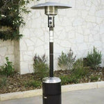 Infernode Outdoor Propane Patio Heater Gas Fire Pit Large Heater - Morealis