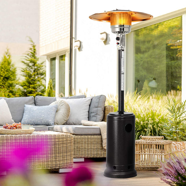 Premium Outdoor Propane Patio Heater Gas Fire Pit Heater - Morealis