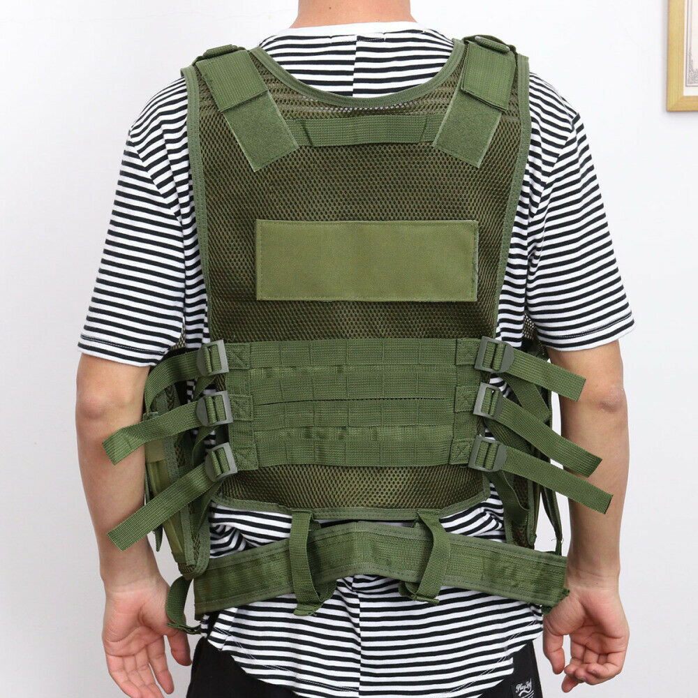 Tactical Lightweight Vest Load Bearing Plate Carrier Vest - Morealis