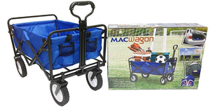 Utility Collapsible Wagon Folding Outdoor Beach Picnic Wagon - Morealis