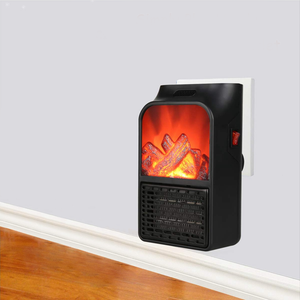 Wall Mini Portable Space Heater Electric Indoor Heater For Room - Morealis