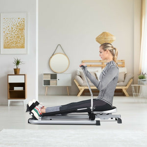 Water Rowing Machine Indoor Home Backrow Air Machine