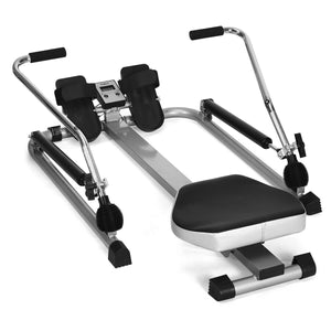 Water Rowing Machine Indoor Home Backrow Air Machine - Morealis
