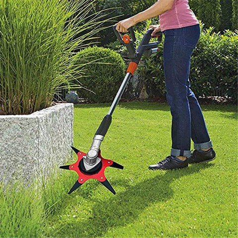 weed eater metal trimmer