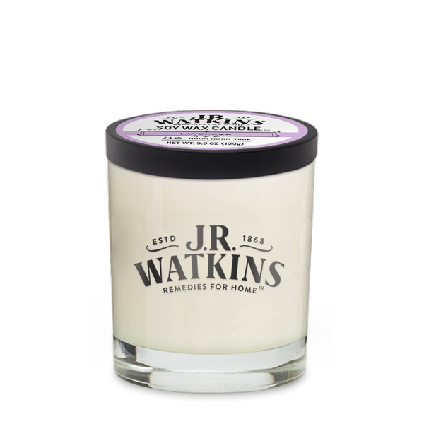 Candle, Soy, 5.5 oz, Lavender