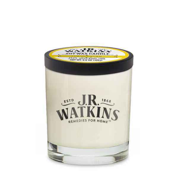Candle, Soy, 5.5 oz, Lemon Cream