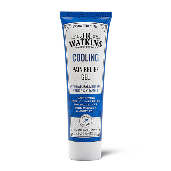 Extra Strength, Cooling Pain Relief Gel, 4oz