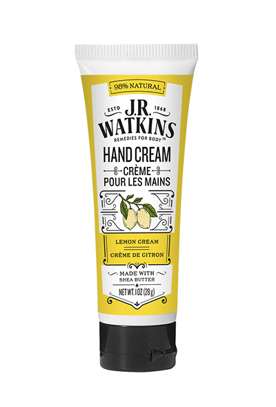Lemon Cream Hand Cream 1oz.