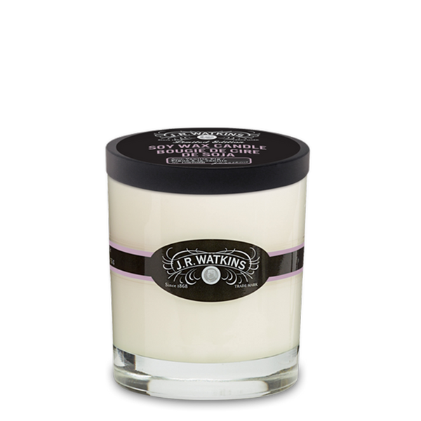 Candle, Soy, 5.5 oz, Vanilla Fig