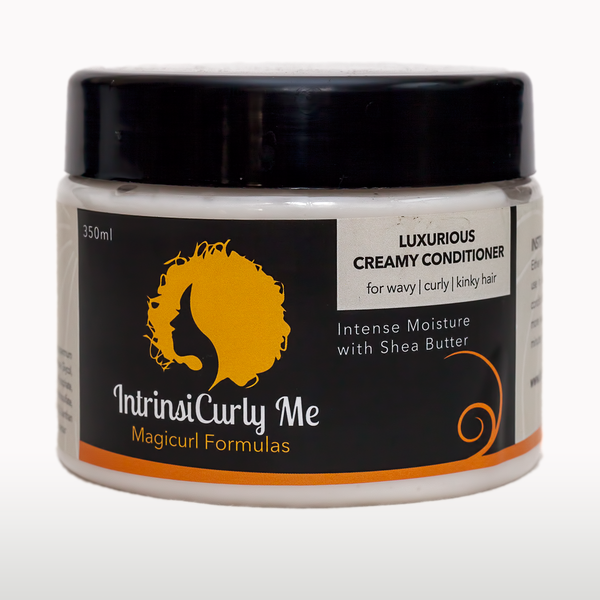 Intrinsicurly Me Luxurious Creamy Conditioner