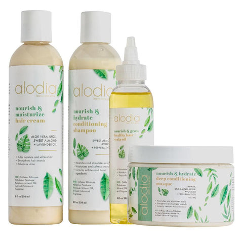 Alodia Twist & Braid Out Style Kit