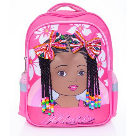 Mahle Natural Hair Backpack