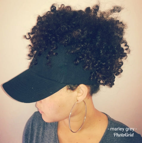 Satin-lined Puff Cap