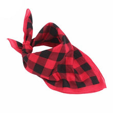 Load image into Gallery viewer, 2017 Women Men Plaid Bandanas Head Wrap Turban Hair Spring,Summer Cotton Accessories Headband