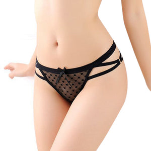 Women Lace Briefs Panties Thongs G-string Lingerie Underwear A