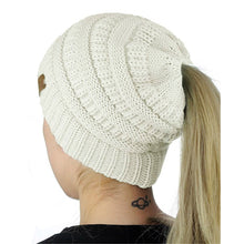 Load image into Gallery viewer, Women Baggy Warm Crochet Winter Wool Knit Ski Beanie Skull Slouchy Caps Hat
