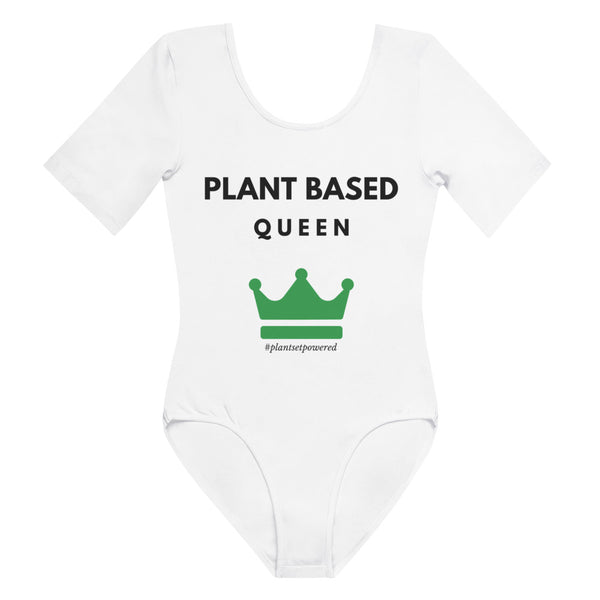 Plant Based Q Short Sleeve Bodysuit