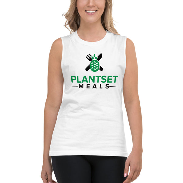 PlantSet Meals Muscle Shirt