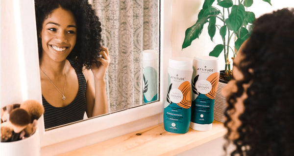 ATTITUDE Living hair care for textured hair