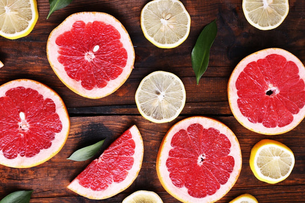 Pink Grapefruit: The Energizing Fruit With Many Benefits