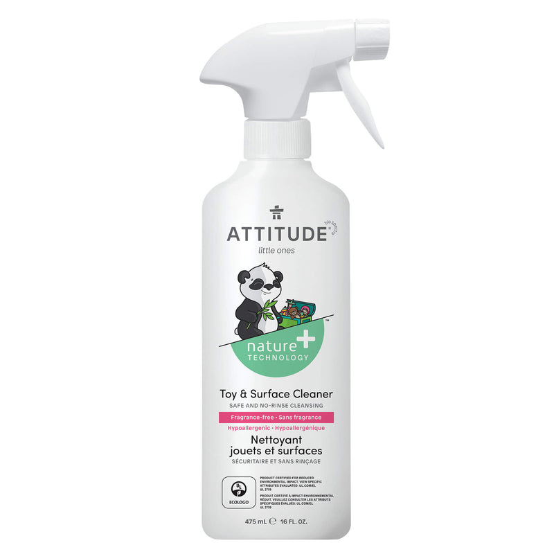 ATTITUDE Nature+ Toy & Surface Cleaner Fragrance-free _en?_main?