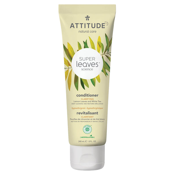 ATTITUDE Super Leaves Conditioner Clarifying Restores brilliance 11192_en?_main?