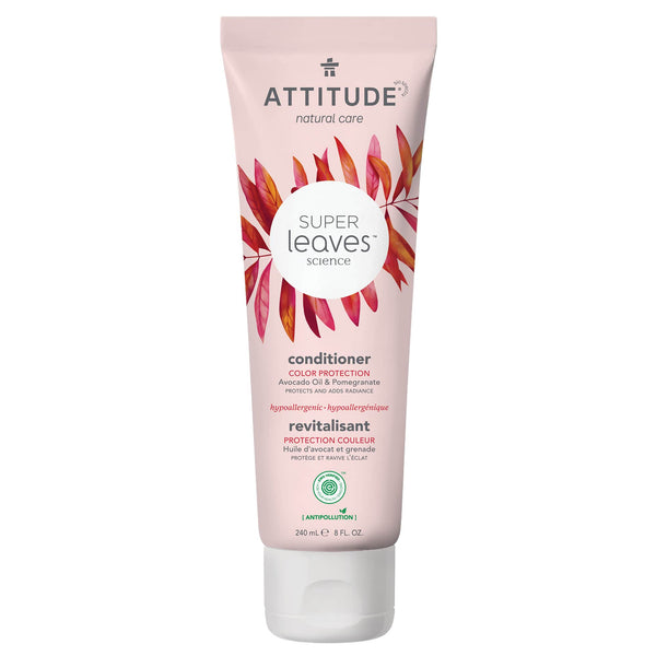 ATTITUDE Super Leaves Conditioner Color Protection Protects and adds radiance 11194_en?_main?