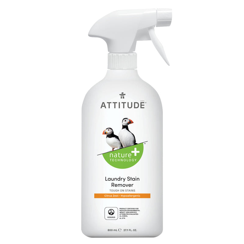 ATTITUDE Nature+ Stain Remover Spray Citrus Zest _en?_main?
