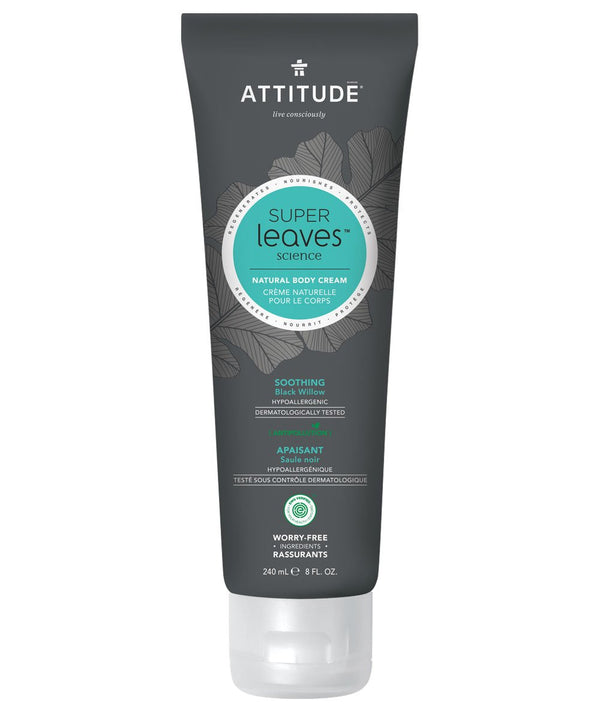 ATTITUDE  Super leaves™  Body Cream Soothing   Black Willow _en?_main?