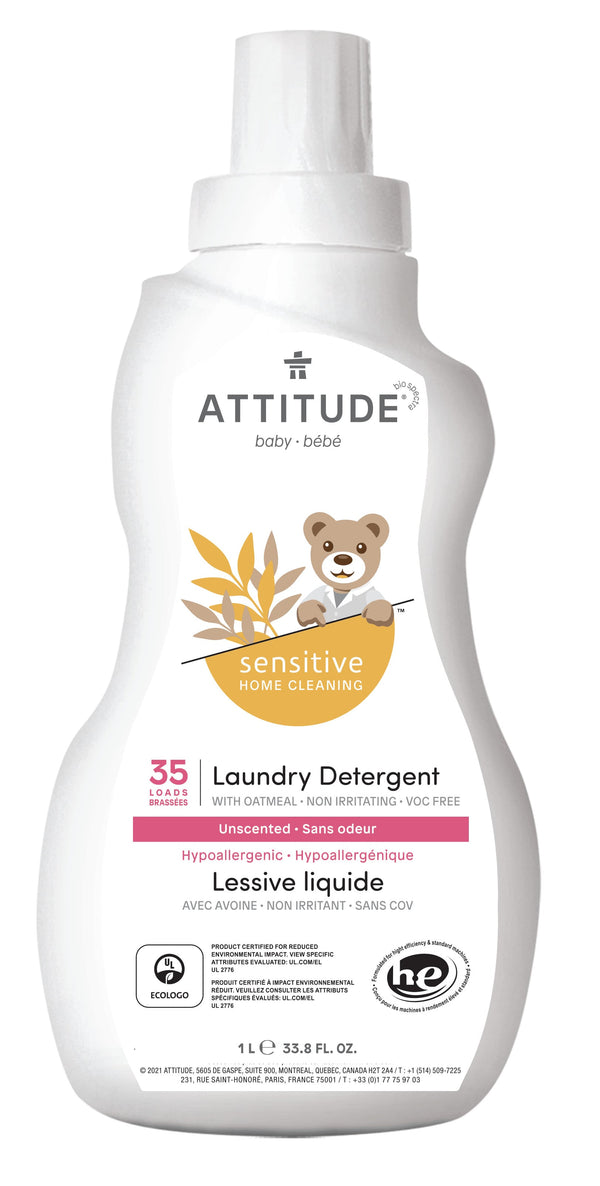 ATTITUDE Baby Laundry Detergent Fragrance-free _en?_main?