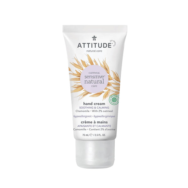 ATTITUDE Sensitive skin Soothing and Calming Hand Cream Chamomile _en?_main?