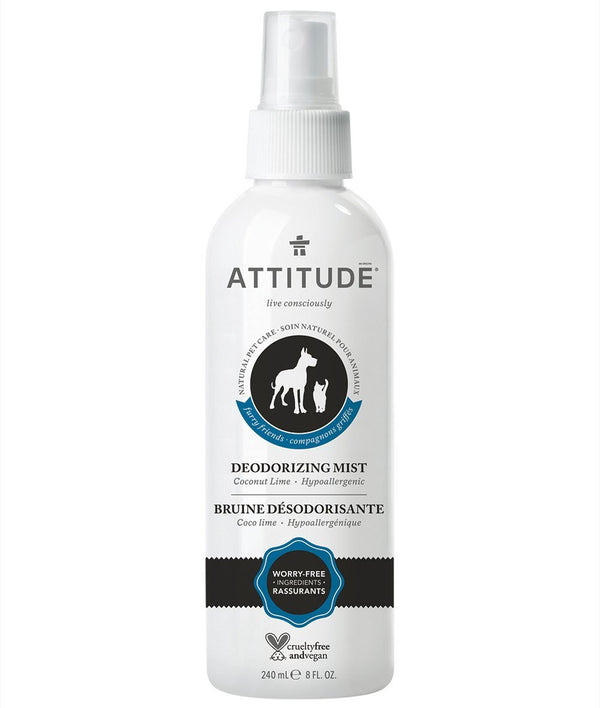 ATTITUDE  Coco Lime Natural Deodorizing Mist   _en?_main?
