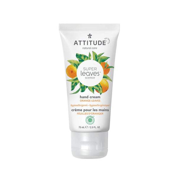 ATTITUDE Hand Cream Super leaves™ orange Leaves _en? _main?