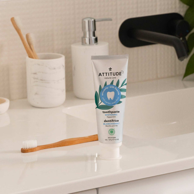 ATTITUDE Adult Toothpaste with Fluoride Whitening Peppermint_en?