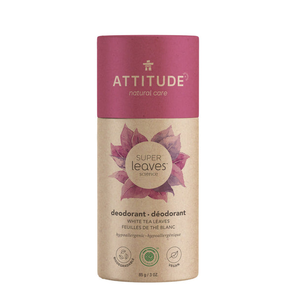 ATTITUDE Super leaves Biodegredable Deodorant White Tea Leaves _en?_main?